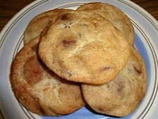 FANTASTIC HOMEMADE GHIRARDELLI CHOCOLATE CHIP SNICKERDOODLES (30 COOKIES)