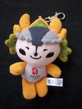 Orig.Maskottchen / Schlüsselanhänger  Olympische Spiele PEKING 2008 - YINGYING !