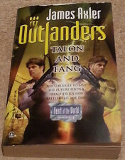 James Axler OUTLANDERS Talon & Fang (paperback) Heart of the World Book 1