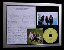 HAIM Change Your Mind LTD GALLERY QUALITY CD FRAMED DISPLAY+EXPRESS GLOBAL SHIP