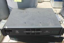 CREST AUDIO 5A POWER SUPPLY CONSOLE