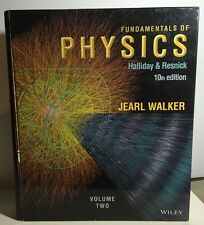 Fundamentals Of Physics by David Halliday Robert Resnick 10th Edition Jearl W.
