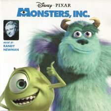 MONSTERS, INC. (BOF) - NEWMAN RANDY (CD)