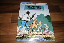 die BLAUEN BOYS  (BUD & CHESTER)  # 3 -- BLACK FACE // Carlsen  1990