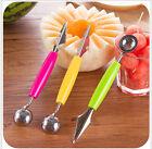 Kitchen Vegetable Carve Fruit Slicer Device Scoop Ballers Cutter Choppe Gadgets