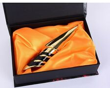 Anime Bleach Soi Fon Weapon Sword fingertip Ring With Box Cosplay Prop halloween