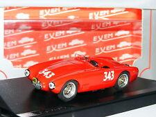 Exem EXR1019 Osca Maserati MT4 1954 Mille Miglia #343 1/43