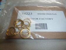 harley davidson transmission drain plug washer for 54 -66 sportster  models