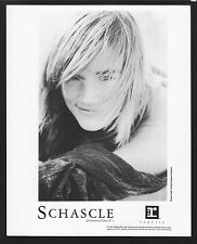 VINTAGE ORIGINAL Ltd Edition Promo Photo 8x10 SCHASCLE 1991 Scarce