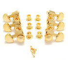 Grover Gold Roto-Grip Locking Guitar Tuners for Gibson Les Paul SG® 502G