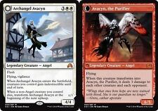 1X Archangel Avacyn -LP- Shadows Over Innistrad MTG Cards White Mythic Rare