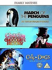 Family Matinee - March of the Penguins/Charlie and the Chocolate Factory/Cats an