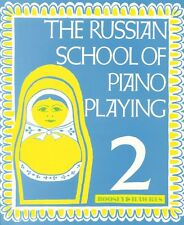 The Russian School of Piano Playing - Book 2 - Piano NEW 048010301