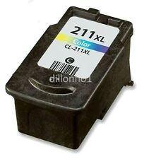 CL-211XL Color Ink Cartridge for Canon PIXMA MP280 MP480 MP490 MP495 MP499 MX320