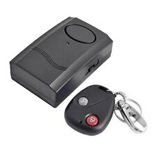 Motorcycle Motorbike Scooter Anti-Theft Security Alarm Vibration Remote CC