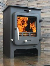 Ekol Clarity 5 Multi-fuel Stove Defra approved
