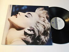 Madonna: True Blue LP - Sire 1-25442