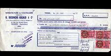 """THIERS (63) USINE de COUTELLERIE """"R. DECONCHE & RIGAUD"""" en 1957"""