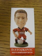 2000/2001 Corinthian Pro-Stars Card: Nagoya Grampus Eight - Stojkovic, Dragan (P