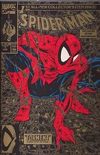 SPIDER-MAN #1 GOLD EDITION VERY FINE OR BETTER 1990 Collector's Item Issue