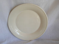 Sonoma Mendocino Oatmeal Tan Beige Large Dinner Plate Dish Charger Retired RARE!