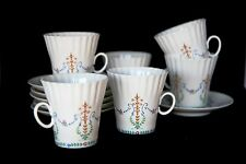 Russian Porcelain Coffee Set-NEW-St. Petersburg Porcelain Fact