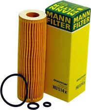 OEM MERCEDES BENZ OIL FILTER MANN FILTER HU514x C230 KOMPRESSOR