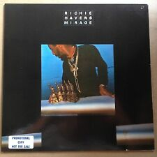 Richie Havens-Mirage-ORIG 1977 A&M W/L Promo-VG++/M-  UNPLAYED  Folk Rock-
