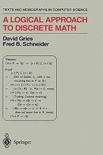 1993-10-22, A Logical Approach to Discrete Math (Monographs in Computer Science)