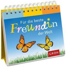 FÜR DIE BESTE FREUNDIN DER WELT - von GROH-Verlag