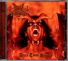 DARK FUNERAL attera totus sanctus CD Regain Rec.sweden Black Metal