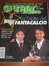 GUERIN SPORTIVO=N°16 1997 ANNO LXXXV=BAGGIO E DEL PIERO COVER=ROBERTO BETTEGA