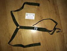 Lightweight Land Rover Military Spare Wheel Bonnet Strap