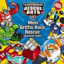 Meet Griffin Rock Rescue - Character Guide by Hasbro (2016, Paperback)