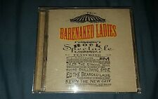Rock Spectacle by Barenaked Ladies (CD)