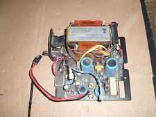 Motorola Spectra  Base radio CSA LR89572  Power Supply  Output 13.8 V