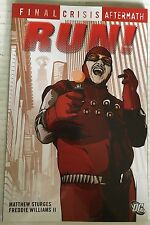 FINAL CRISIS AFTERMATH: RUN TPB DC COMICS TP MATTHEW STURGES HUMAN FLAME