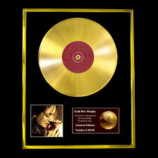 CELINE DION THESE ARE SPECIAL TIMES CD  GOLD DISC VINYL LP FREE SHIPPING TO U.K.