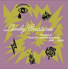 Nick Cave and the Bad Seeds - Lovely Creatures - New Triple Vinyl LP - 5th May