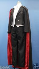 Sailor Moon Tuxedo Mask Cosplay Costume Custom Made