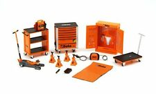 Beta Garage Mechanic Accessory Tools 13pc Tool Kit Set For 1/18 Scale Diecast by