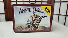 Annie Oakley Gail Davis, Jimmy Hawkins, Brad Johnson DVD Collectors Tin