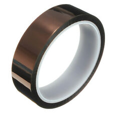 25mm x 33m Heat Resistant High Temperature Kapton Polyimide Tape for BGA