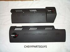 94-96 CORVETTE or CAMARO LT1 & LT4 ENGINE FUEL RAIL COVERS w/ Studs OEM NEW GM