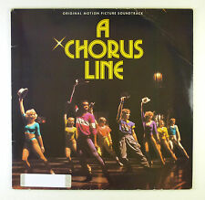"12"" LP - Various - A Chorus Line  - B4372 - Soundtrack - washed & cleaned"