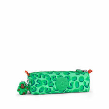 BNWT Kipling FREEDOM Pencil Case/Pouch CHEETAH STAR Print RRP£20 New SPF2016