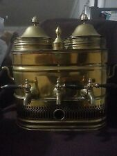 Lanyon Bryant Uras Gold Nickel & Brass Made In Melbourne 19th Century