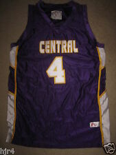 Central High School Vipers Basketball Jersey 2XL 2X mens