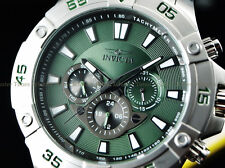 Invicta 47mm Military G Pro Diver Ocean Cruiser Multi Function SS Bracelet Watch