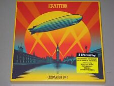 LED ZEPPELIN  Celebration Day 180g 3LP Box Set New Sealed 3 LP